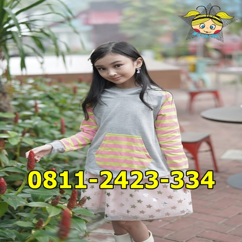 Distributor Baju Anak Branded Bee Girl & Viva Co